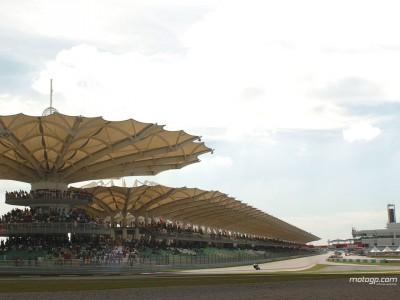 La pretemporada 2005 arranca en Sepang
