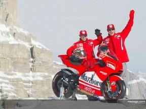 Ducati Marlboro présente la GP5