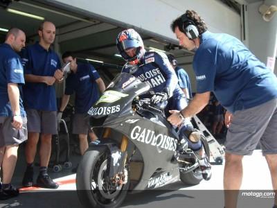 Edwards e Rossi di nuovo in pista