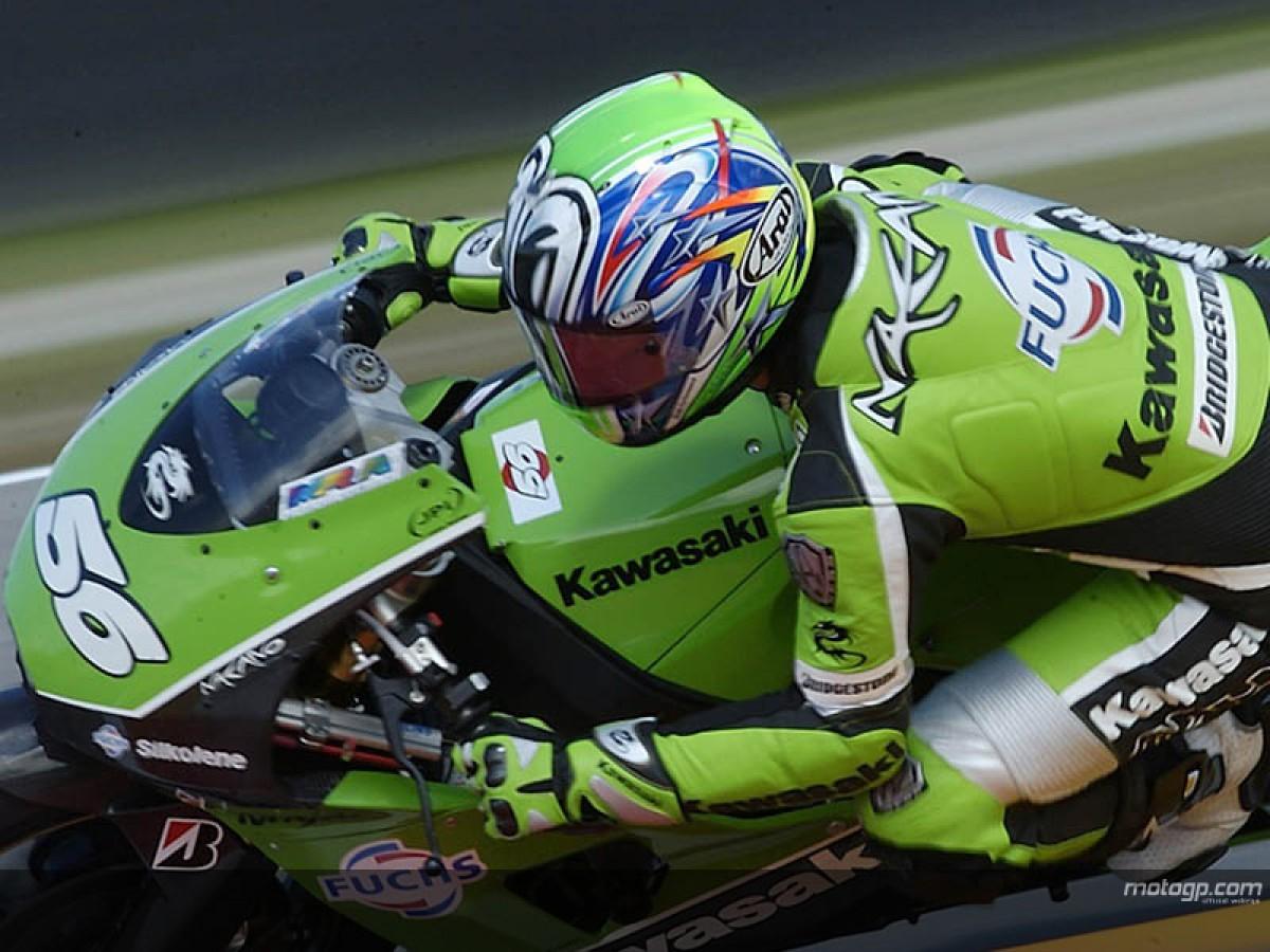 Kawasaki Encouraged By 2005 Ninja Zx Rr Motogp