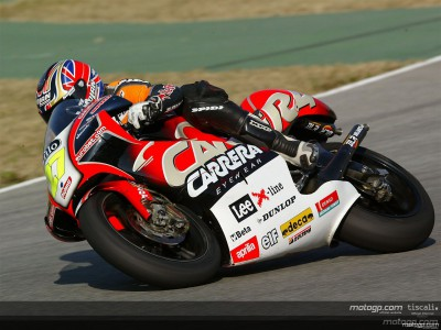 Stoner sets the pace on second day at Jerez