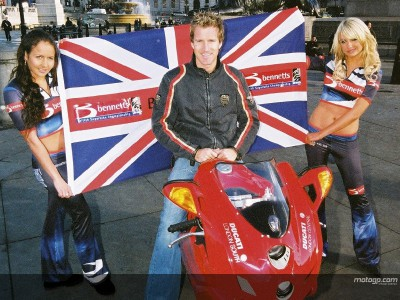 British Superbike series gets new title sponsor