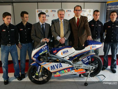 Team Aspar unveil new colour scheme
