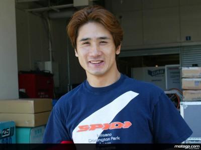 Itoh debuta con el equipo de pruebas de neumáticos de Ducati