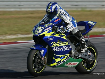 Gibernau leads Honda's 2005 revival at Sepang
