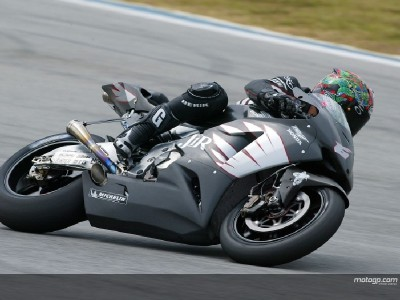 Tamada finishes Sepang test on top