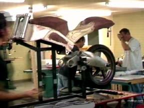 Le prime immagini del Sogno Americano: la MotoCzysz