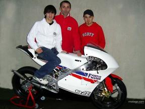 Die ersten Bilder der Fantic R 250