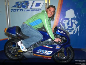 The Totti Top Sport project presented in Roma