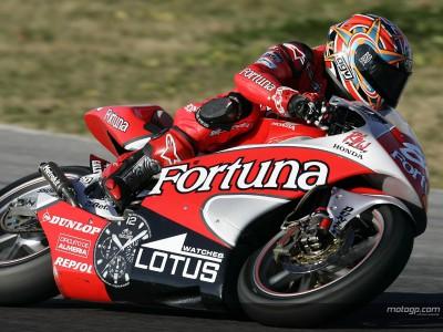 Lorenzo and Barbera happy with the new Honda