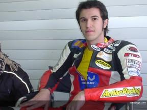 Baldolini und Sekiguchi beginnen mit den Tests für Campetella