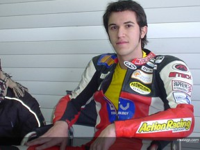 Baldolini and Sekiguchi begin testing with Campetella Racing