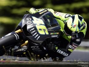 Yamaha poursuit ses essais malgré la mauvais temps
