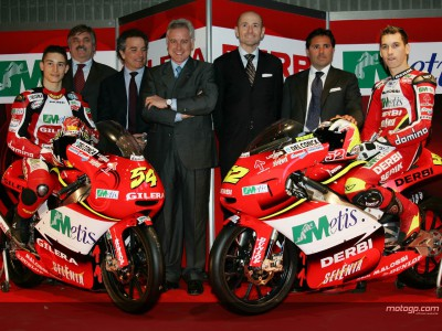 Official presentation of the Metis Racing Team
