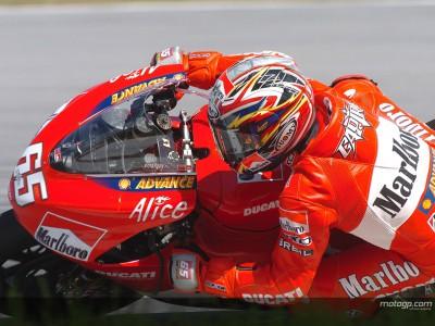 Fond memories for Ducati at the Catalunya circuit