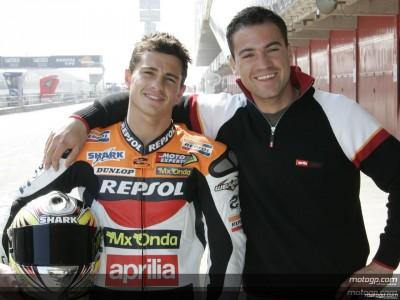 Il Campione del Mondo della Supermotard in visita al Circuit de Catalunya