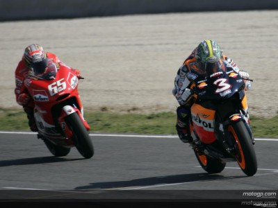 MotoGP off to a fast start at Catalunya