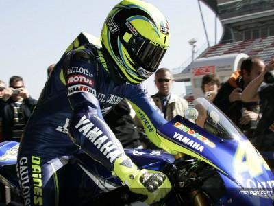 Rossi cherche ses marques