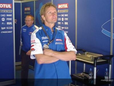 Kevin Schwantz, Suzuki's #1 supporter