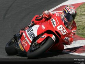 Nuevo sistema de freno motor para  Ducati