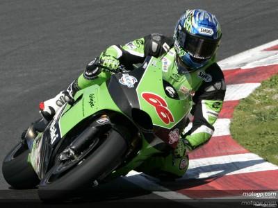 Kawasaki continues big bang testing