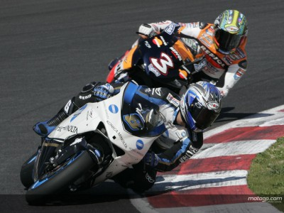 Tamada confident of his chances in the official test today