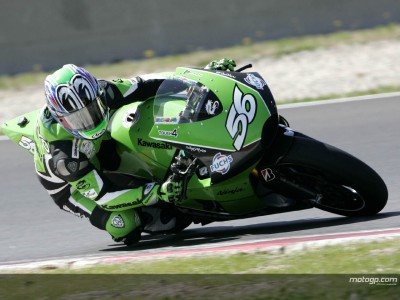 Kawasaki looking for extra big bang in Jerez