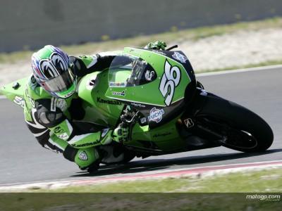 Kawasaki espera mais do 'big bang' em Jerez