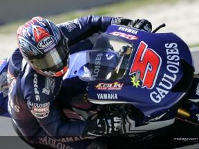 Rossi vuelve a disfrutar sobre la moto tras dos jornadas discretas