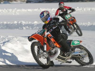 Título sobre hielo para Kallio entre test y test