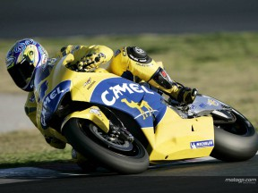Camel Honda Team beendet Test in Catalunya zufrieden