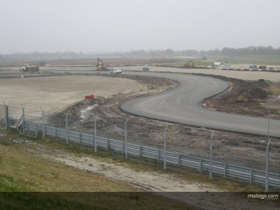 Modifications carried out at Assen