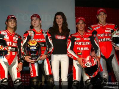 Fortuna Racing presents new line-up