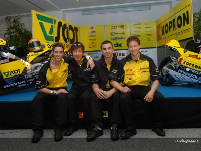 Presentati a Milano i team Scot Racing e Kopron Racing World