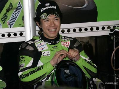 Il team Kawasaki aspetta con fiducia l'inizio della stagione