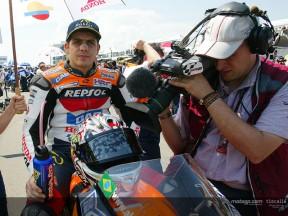 Disfruta con la cobertura de video exclusiva  del Campeonato del Mundo de MotoGP 2005