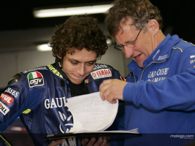 Rossi, preparado para el reto de retener la corona