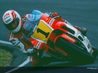 Lawson rememora la primera victoria de Yamaha en Jerez