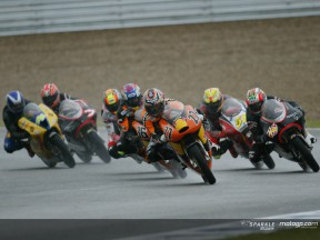 Jerez 2004: Simoncelli logró la primera victoria de su carrera