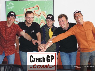 Czech trio backed by Brno racetrack