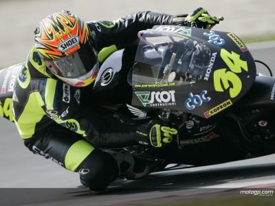 Dovizioso e Takahashi pronti a debuttare nella 250cc