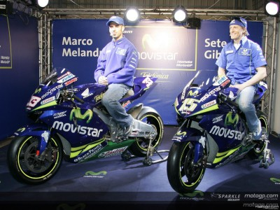 Movistar unveils 2005 line-up