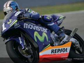 Pedrosa spodesta Porto all'ultimo minuto e guadagna la pole provvisoria della 250cc