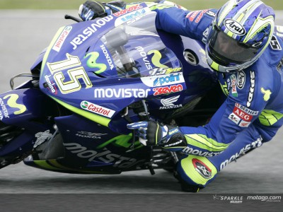 Gibernau still on top before qualifying session