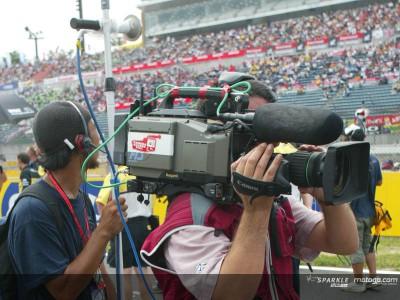El MotoGP sigue aumentando su presencia televisiva en 2005