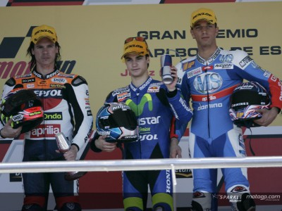 Pedrosa ya sabe lo que es ganar en Jerez