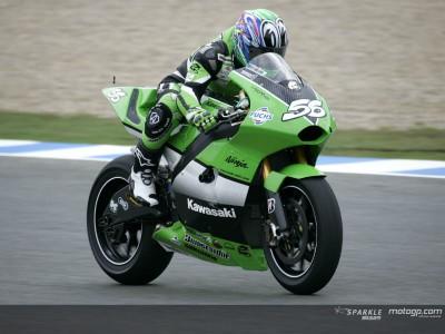 Nakano fährt beim Debüt der neuen Kawasaki Ninja in die Punkte