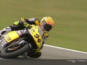 Andrea Dovizioso, el mejor debutante en 250cc