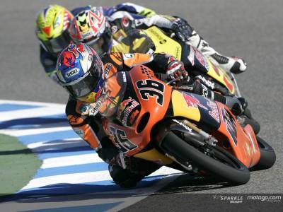 Simoncelli defiende el liderato en Portugal tras su dominio en Jerez