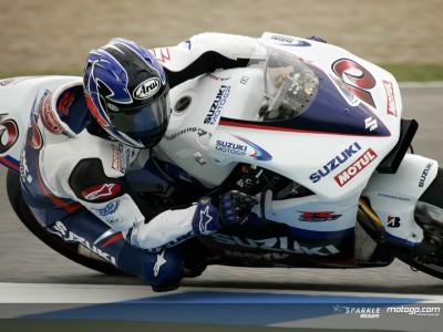 Buoni ricordi di Estoril per il team Suzuki